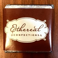 Ethereal Confections mini chocolate bar