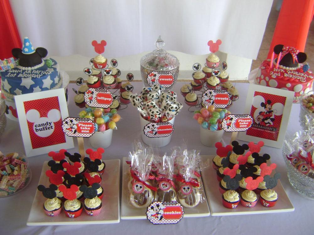 Candy Buffet - Source: irenebakelove.blogspot.com