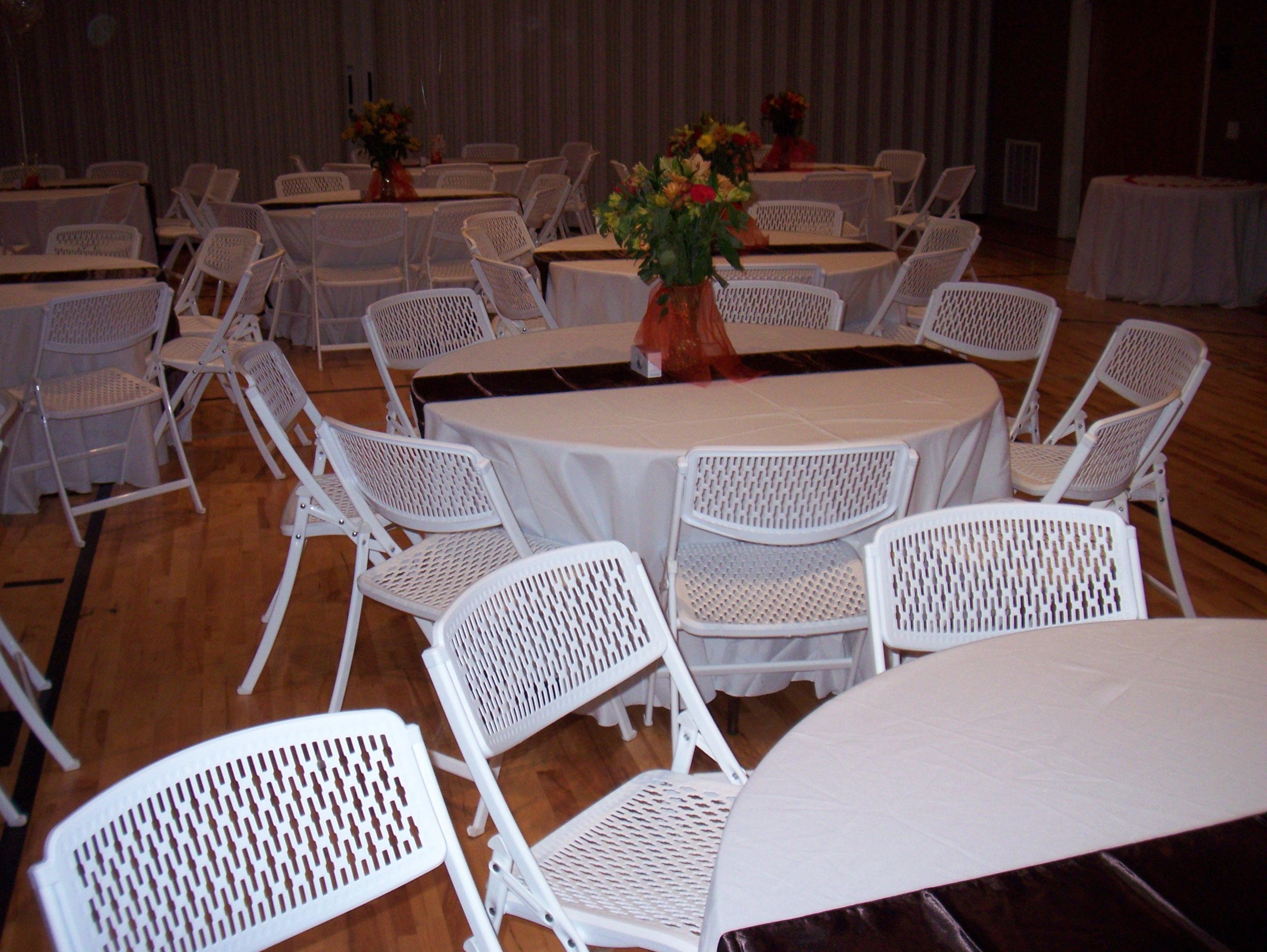 Tables And Chairs Rentals Utah Table And Chair Rental