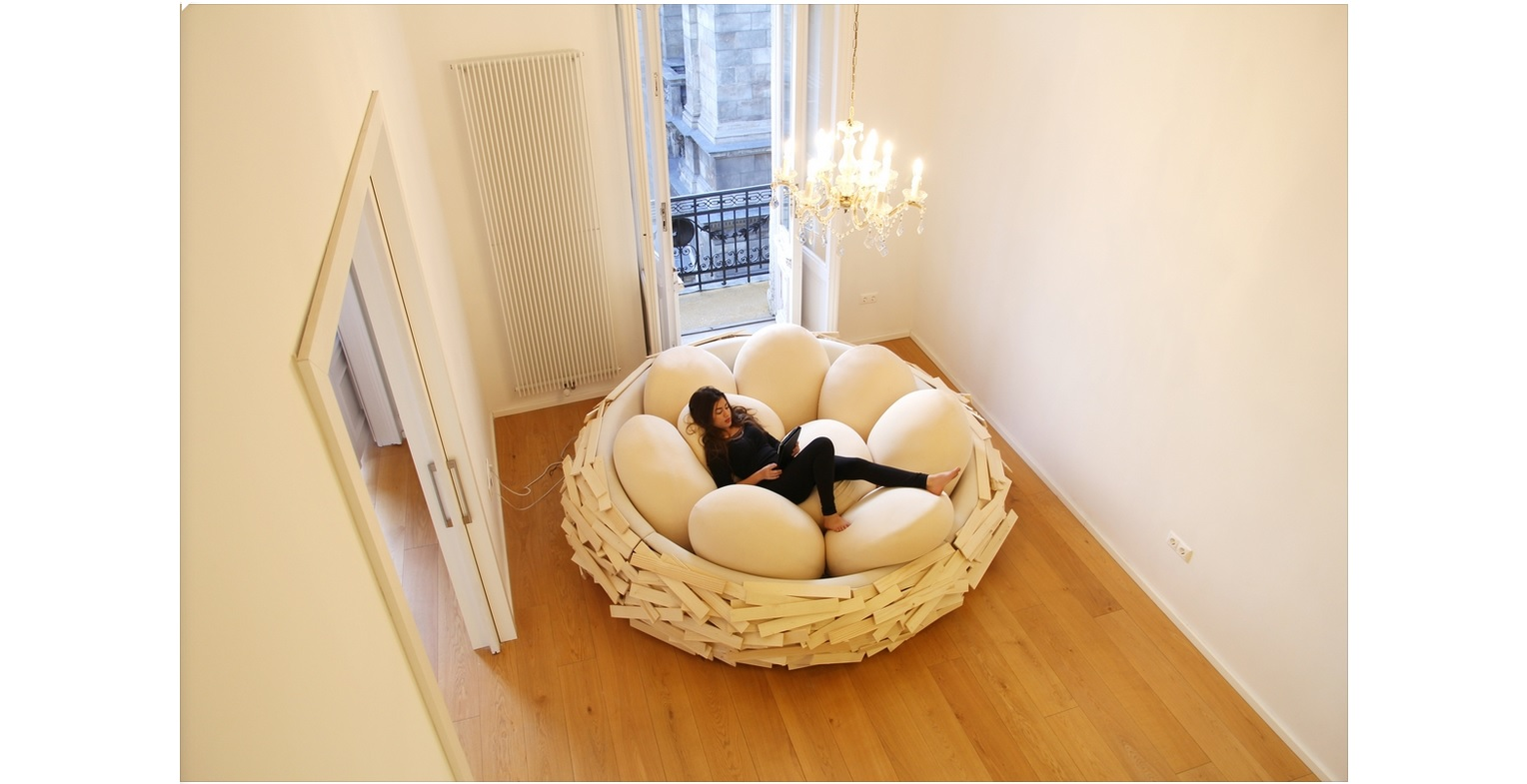 Bird Nest Chair Geishaglam By C 43i The Comfort Zone Bird Nest Furniture