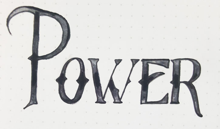 Power Word Art