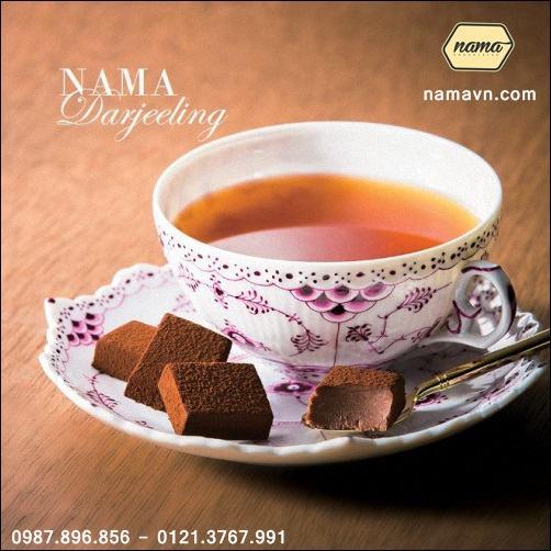 Nama Chocolate Darjeeling (trà đen)
