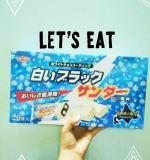 Socola sấm sét White Black Thunder từ Hokkaido Nhật Bản