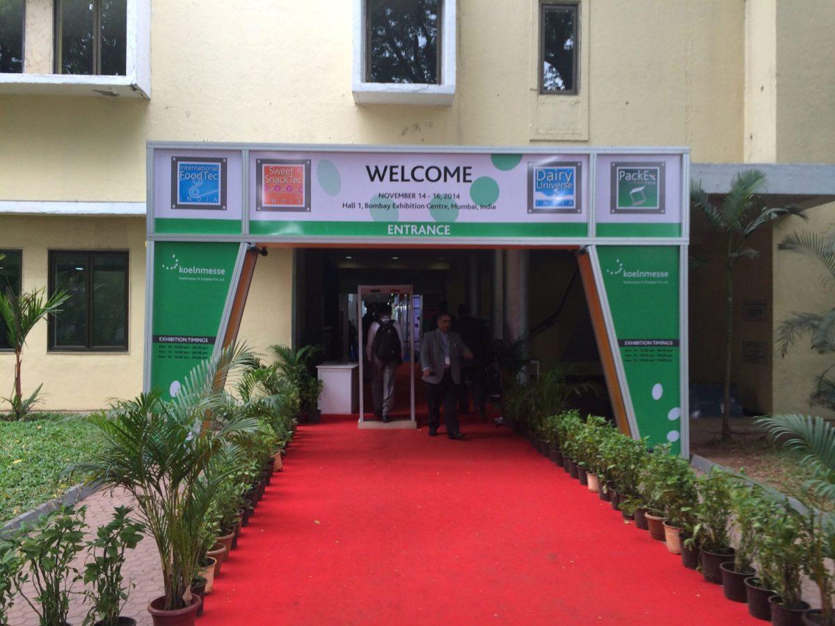 Foodtec 2014 organised by Anutec