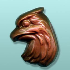 Chocolate Eagle Head I Party Favor