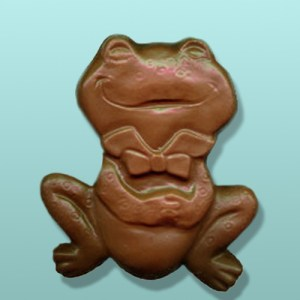 Chocolate Sir Happy Frog Party Favor
