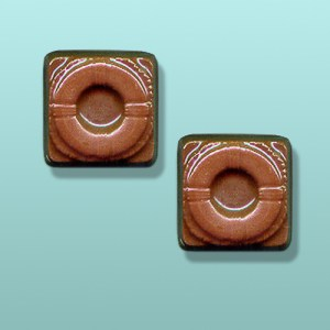2 pc. Chocolate Life Preserver Favor