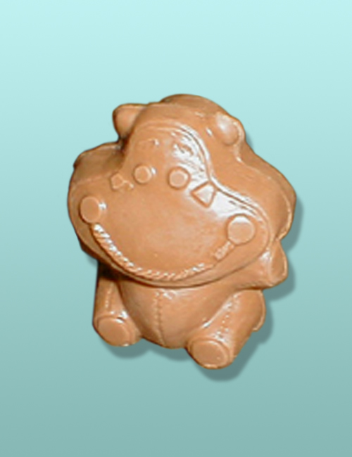 3D Chocolate Hippo Toy Favor