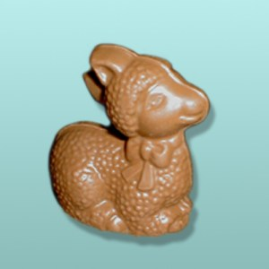 3D Chocolate Lambie Pie