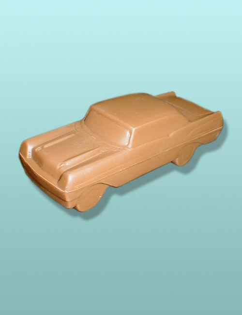 Chocolate Classic Car I