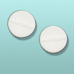 Chocolate Take Two Mini Aspirin Favor