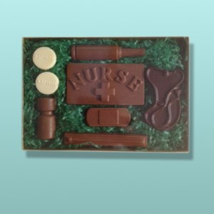 Chocolate Nurse Gift Set
