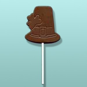 Chocolate Leprechaun Hat Favor