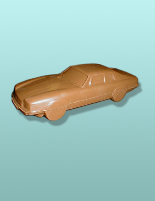 3D Chocolate Sedan Car III