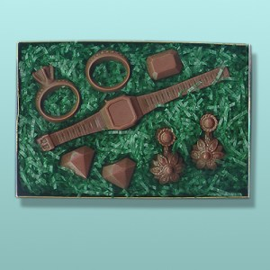 Chocolate Jewelry III Large Gift Set