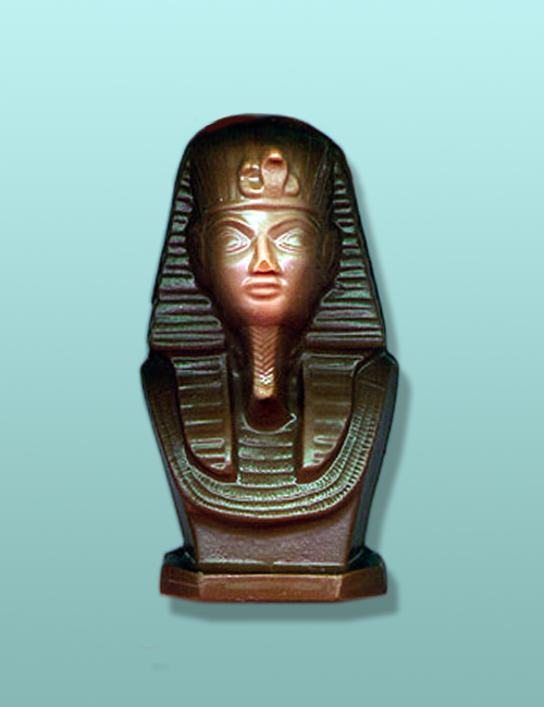 Chocolate King Tut Egyptian Tomb