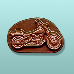 Chocolate Motorcycle Mini Favor