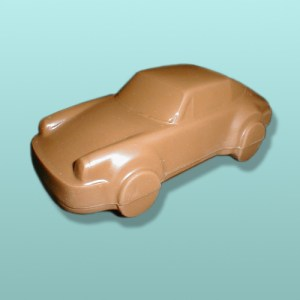 3D Chocolate Sports Car I