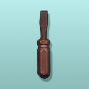 Chocolate Screw Driver Tool Party Favor