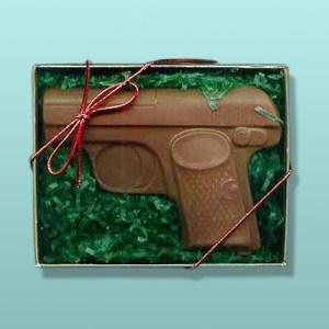 Chocolate Secret Agent Special Gun Gift Set