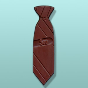 Chocolate Tie Favor - Son
