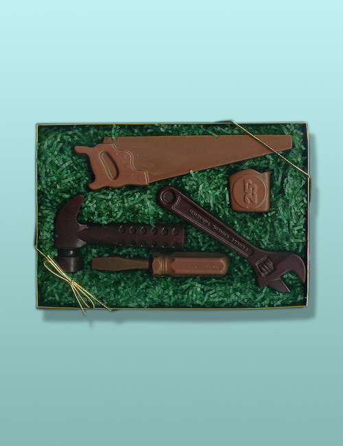 Construction Tool Chocolate Gift Set II