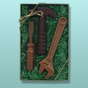 Construction Tool Chocolate Gift Set I