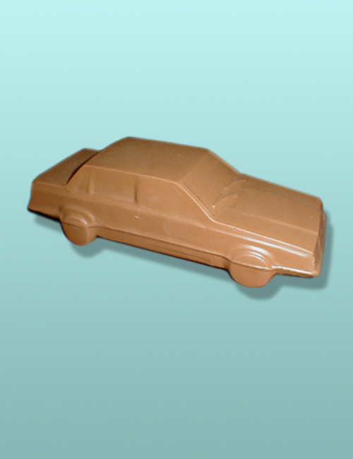 3D Chocolate Luxury Car