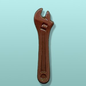 Chocolate Crescent Wrench Party Favor II