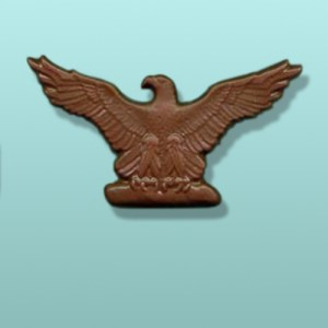 Chocolate American Eagle Favor