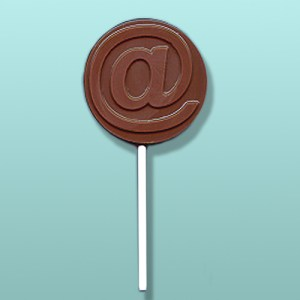 Chocolate @ Sign Party Favor
