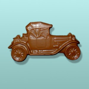 Chocolate Antique Car II