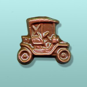 Chocolate Antique Car Favor