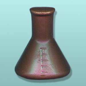 Chocolate Laboratory Beaker Favor