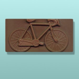Chocolate Bicycle Party Favor
