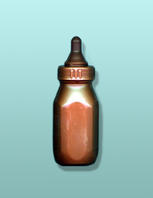 3D Chocolate Baby Bottle
