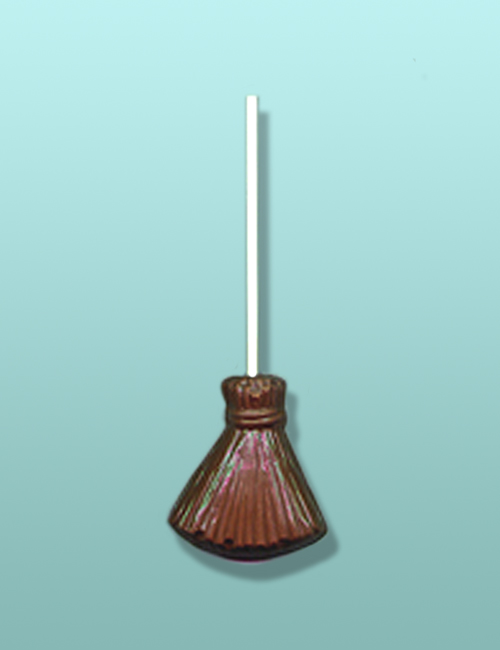 Chocolate Broomstick Party Favor