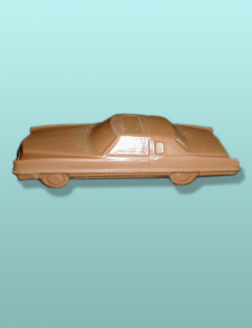 3D Chocolate Car Sedan VI