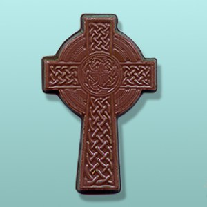 Chocolate Celtic Cross II Favor