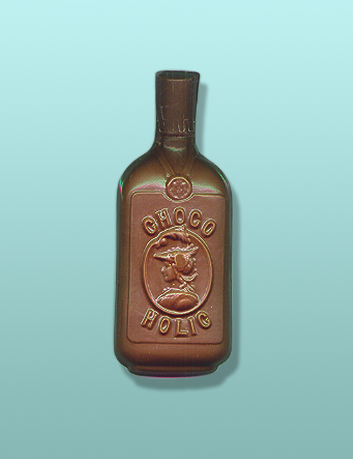 Chocolate Chocoholic Bottle