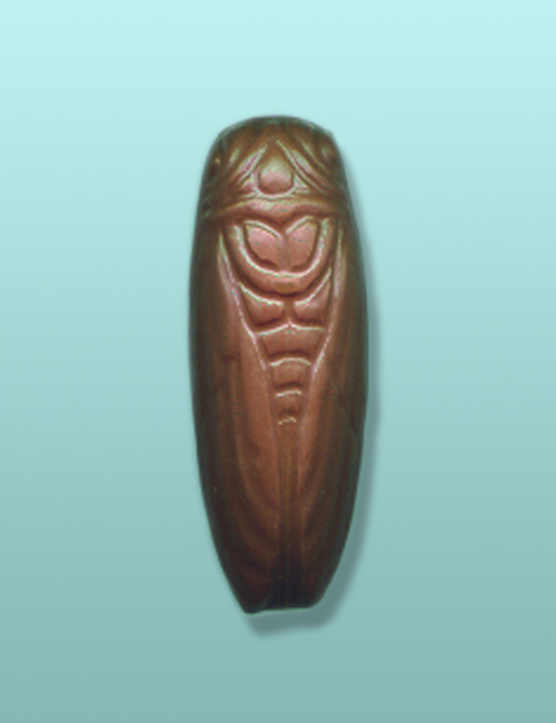 Chocolate Cicada Party Favor