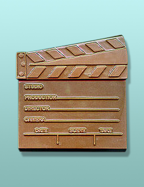 Chocolate Movie Director Clapperboard