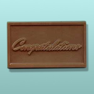 Chocolate Congratulations Card