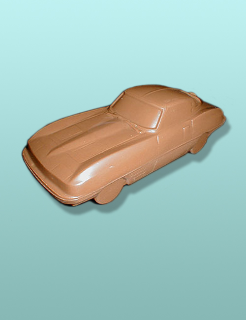3D Chocolate Sports Car II