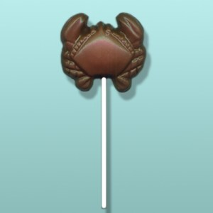 Chocolate Crabby Crab Lolly