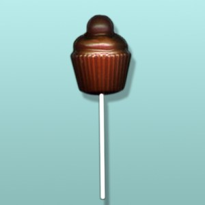 Chocolate Cupcake Party Favor