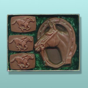 Chocolate Derby Day II Gift Set