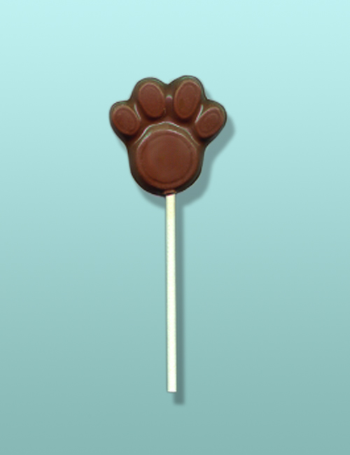 Chocolate Dog Paw II Party Favor