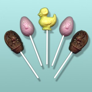Easter Chocolate Party Favors