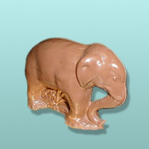CHOCOLATE ELEPHANT FAVORS